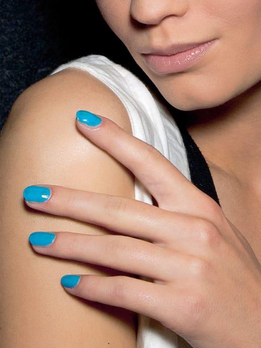 Vergessen Sie French Manicure