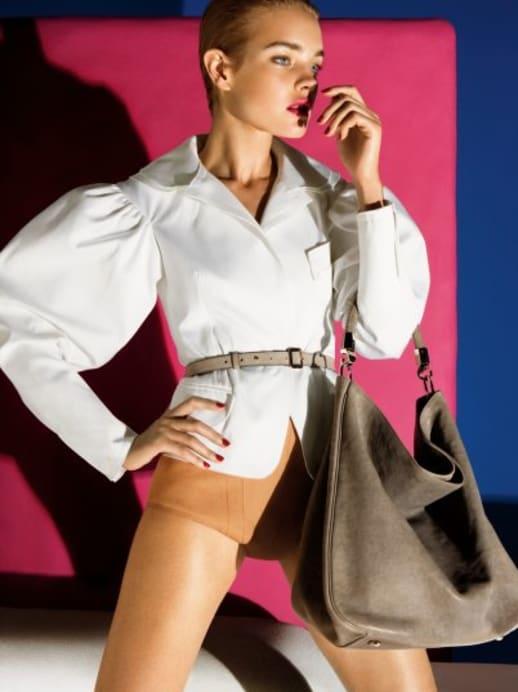 Erfolgreiche Saison für Topmodel Natalia Vodianova