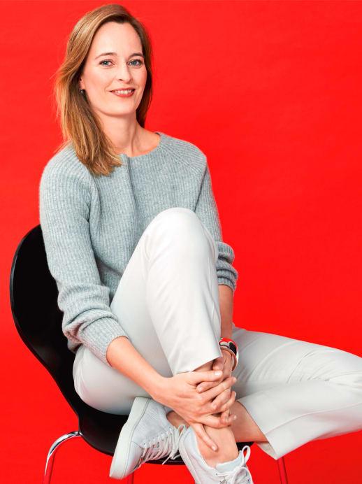 Ein neuer Look für Melanie Beutler-Hohenberger: Erste Wahl