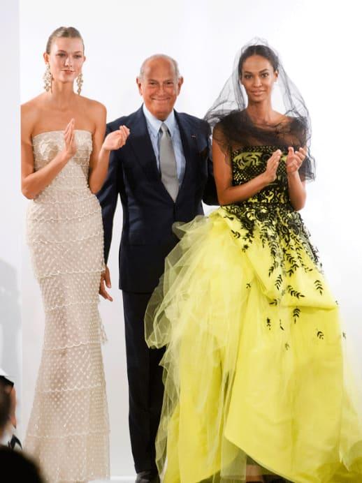 Modeschöpfer Oscar de la Renta ist verstorben