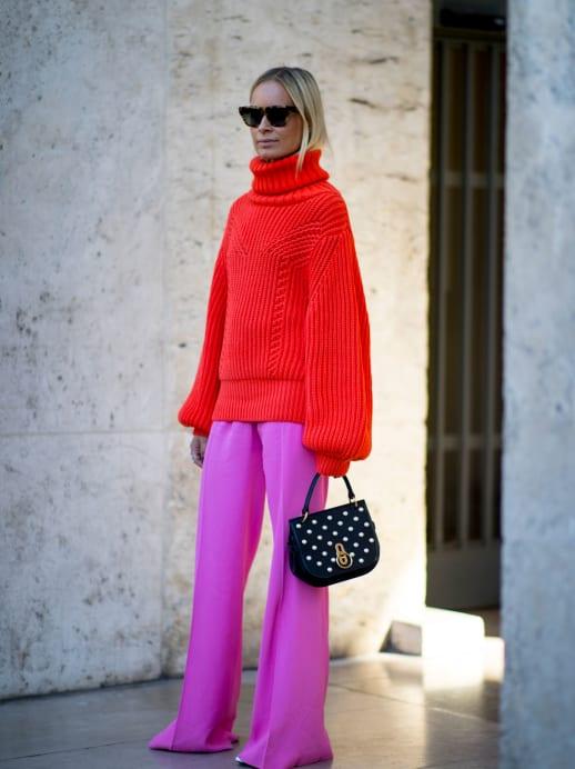 Chic bis schräg: Street-Styles aus Paris