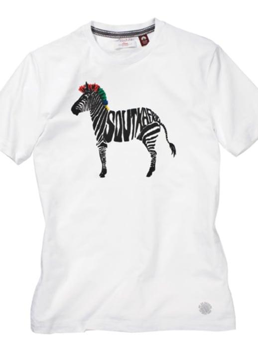 s.Oliver: Exklusive Shirts zur WM