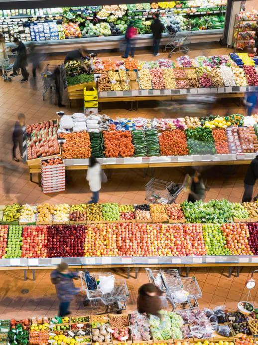 Nachhaltig Lebensmittel einkaufen