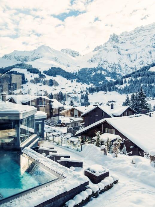Hippe Gemütlichkeit: Hotel The Cambrian in Adelboden BE