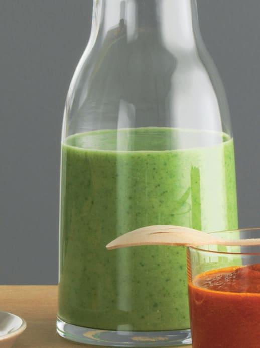 Grüne Vichyssoise