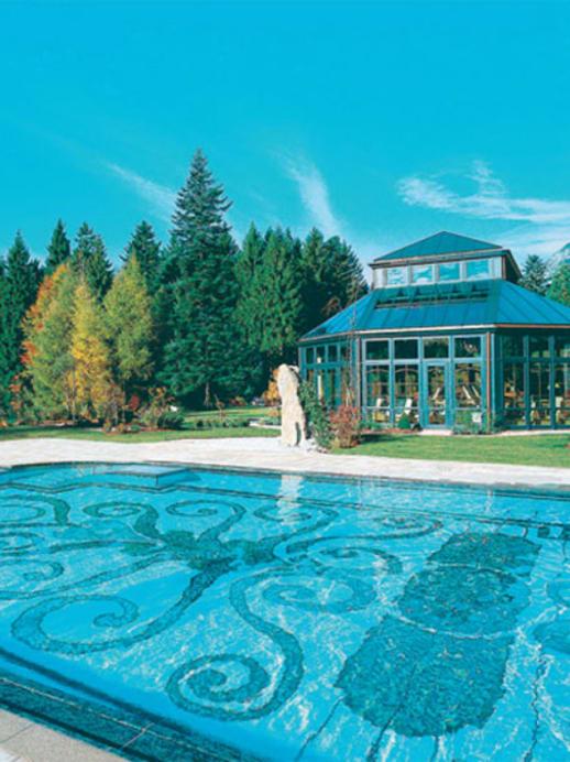 Wellness-Tipp: Interalpen-Hotel Tyrol in Seefeld