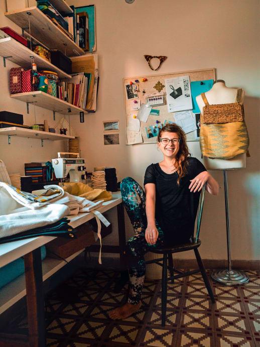 Women at Work: Maayan Orbach