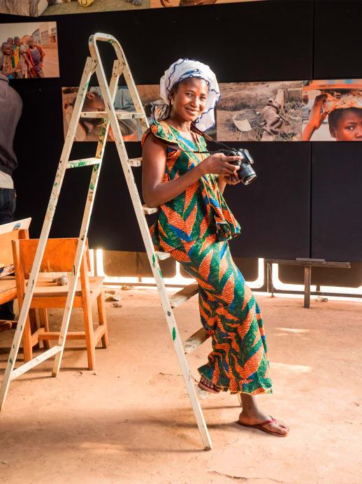 Women at Work: Massaran Diankoumba