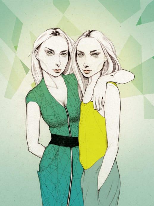 Eineiige Zwillinge: Twin Peaks