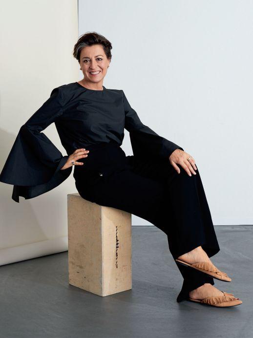 Ein neuer Look für Susana Cordero