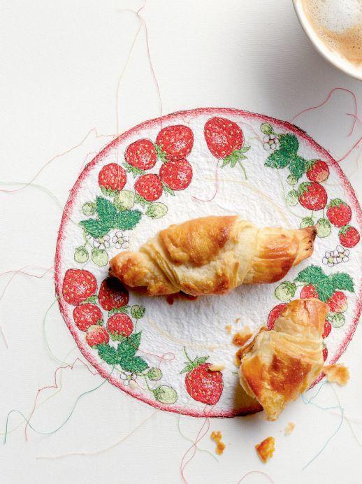 Rezept für Croissants: Gipfeli selbst gemacht!