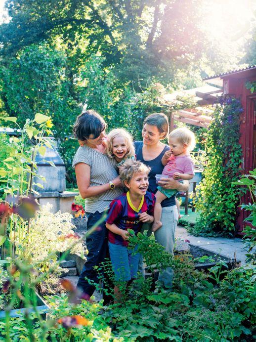 Ehe für alle: So leben Mama und Mami mit ihren Kindern
