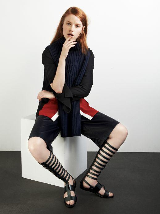 Trendy in Bermuda-Shorts: Mode für Sonnentage