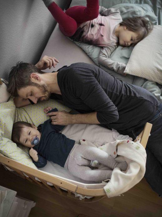 Väter in Aktion