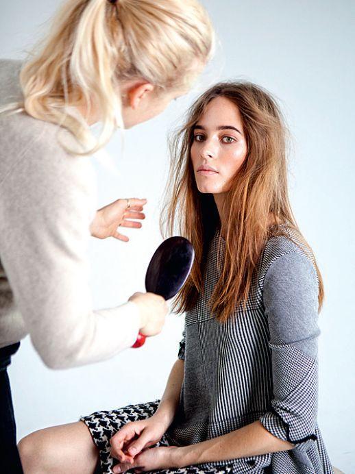 Making-of: annabelle Covergirl Vanessa Hegelmaier