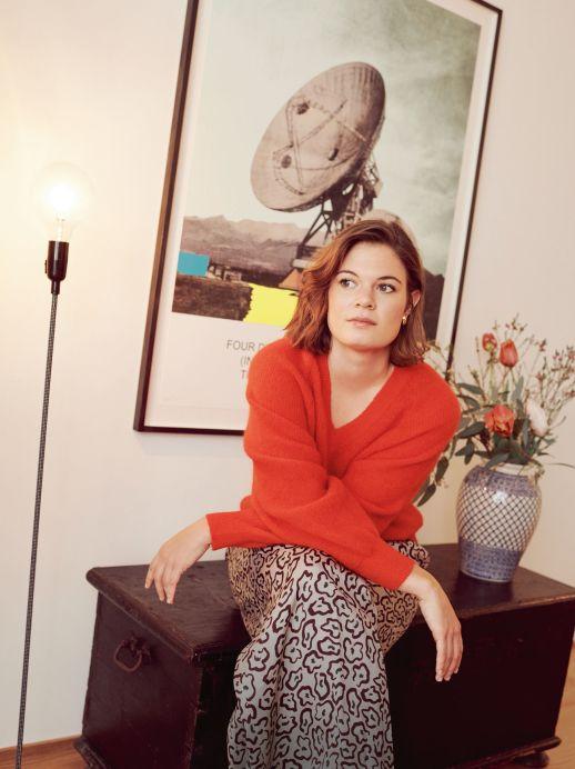 Details zum Stil von Julie De Geyter
