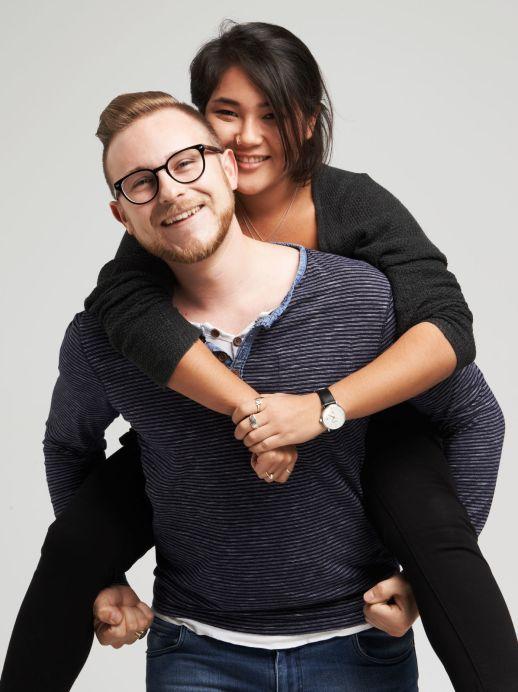Lovestory: Anouk & Emanuel