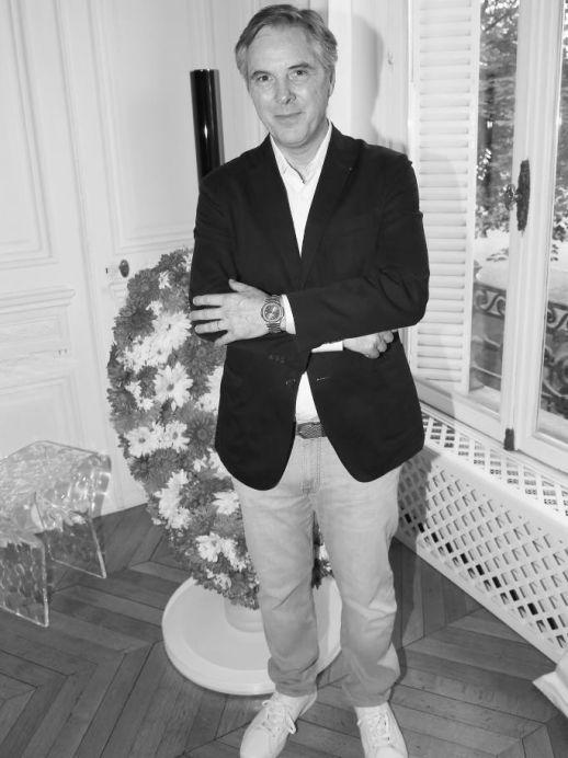 Olivier Lapidus designt für Lanvin
