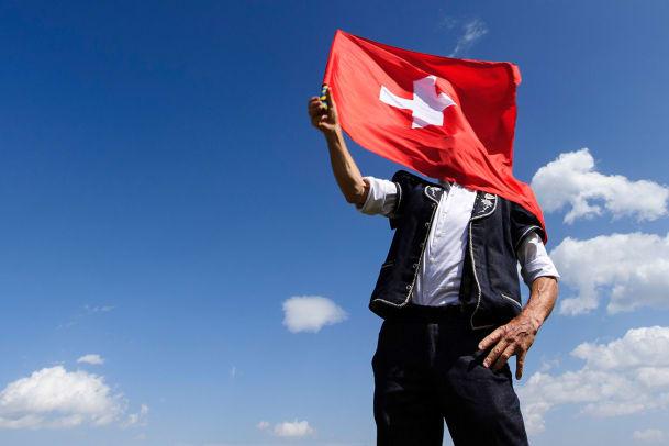Welche Schweiz feiern wir?