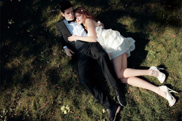 Hochzeitsmode: Ja, ich will!