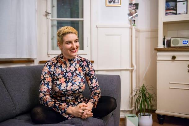 Liebe Anna Rosenwasser