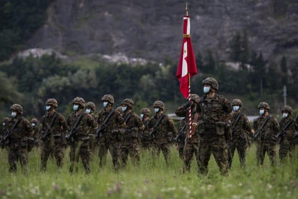 Die Schweizer Armee muss sich dringend neu erfinden