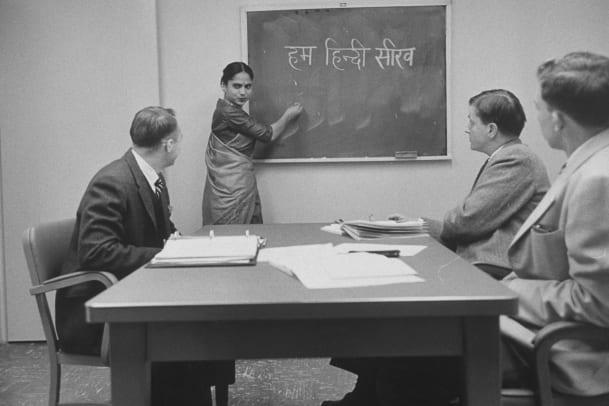 Wie ist es eigentlich Hindi zu lernen?