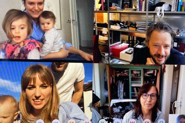 Stories aus dem Homeoffice der annabelle-Redaktion