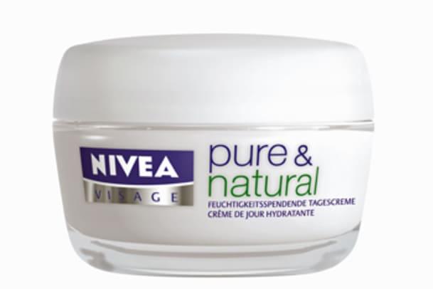 Gesichtspflege-News von Nivea – zurück zur Natur