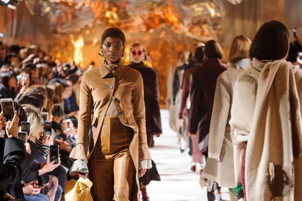 Fünf Trends der Paris Fashion Week