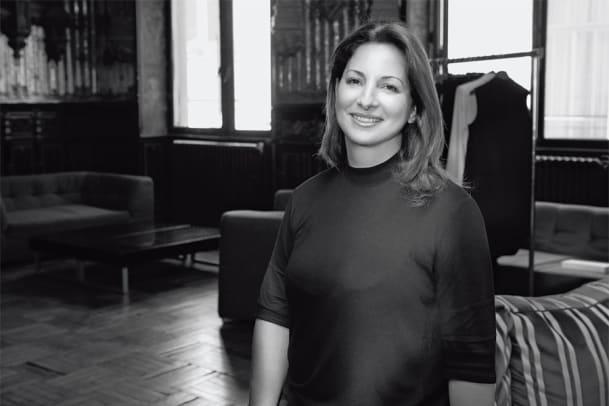 Anne Valérie Hash: Ein Besuch im Atelier der Pariser Designerin