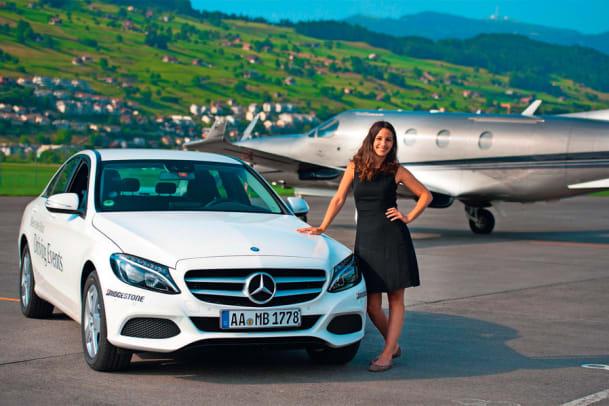 Der Mercedes C 220 im Test: Eine Klasse für mich