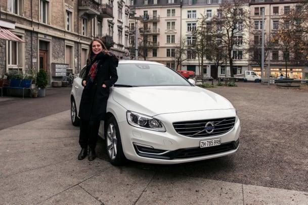 Neuer Schub für eine alte Liebe: Volvo V60 Hybrid im Test