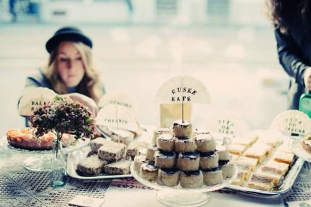 Balkan Bakery: Selbstgemachte Süsswaren aus Südosteuropa