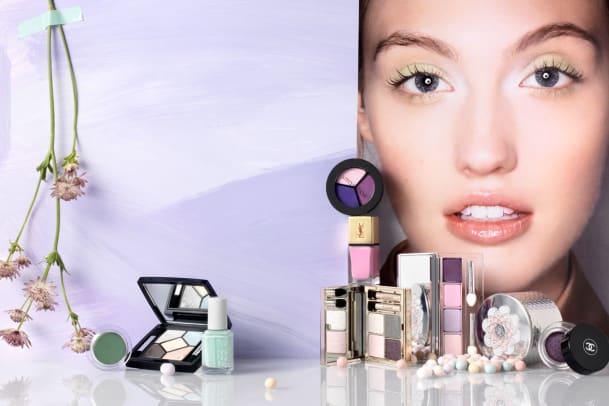 Beauty-Frühling: Die Make-up-Trends der Saison