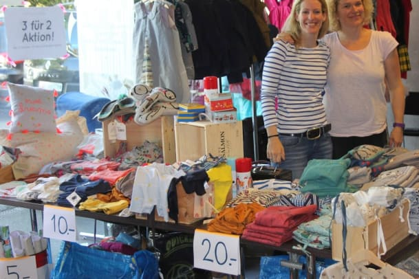 Mamalicious Market: Für alle shoppingfreudigen Mamas und Papas