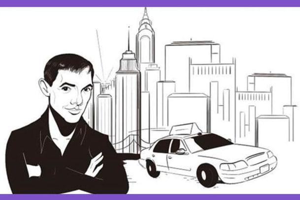 Kolumne aus New York: Wie Bruno Ziauddin den FQ erfand