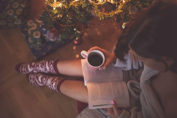 Diese Bücher lesen wir über die Festtage