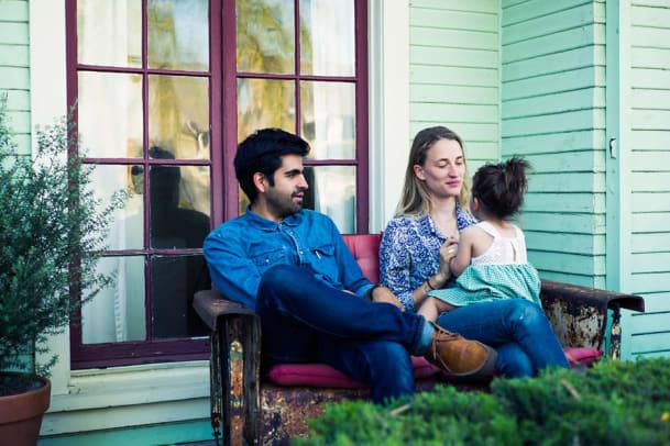 En Soie: Zu Besuch bei Eleonore Meier und ihrer Familie in Los Angeles