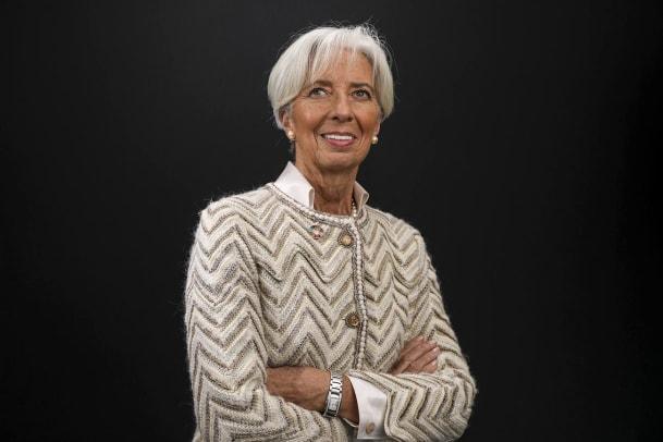 Liebe Christine Lagarde