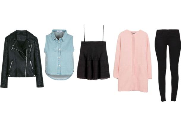 Frühlings-Looks: Diese fünf Mode-Basics brauchen Sie jetzt