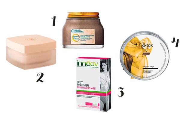 Peeling und Detox: Der Weg zu einer straffen Haut