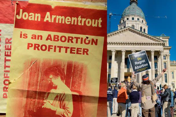 Dein Bauch gehört uns – fanatische Abtreibungsgegner in den USA schrecken vor nichts zurück
