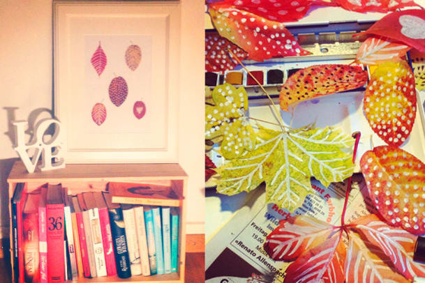 DIY: Herbstdekorationen für die bunteste Jahreszeit