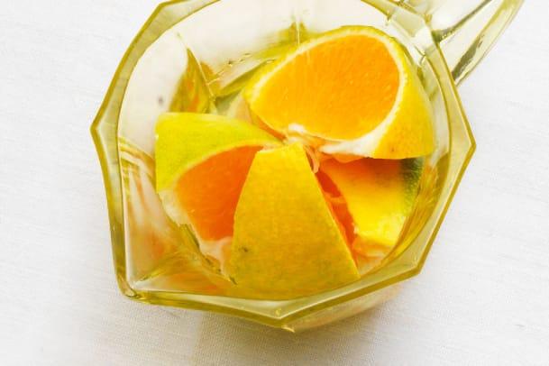 Weihnachtsfrüchte: Rezept für Drunken Fruits