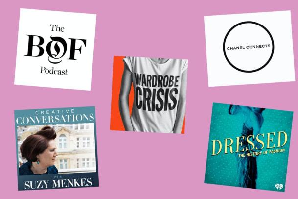 Mode zum Hören: Unsere liebsten Fashion-Podcasts