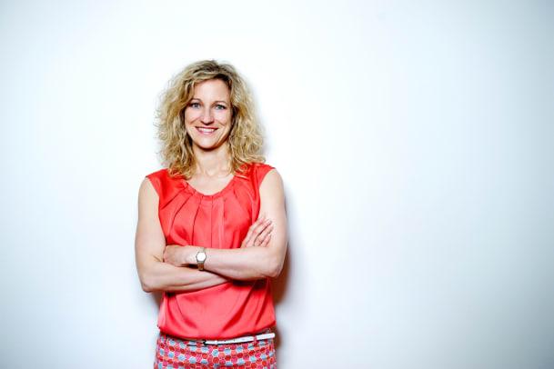 Flexibel arbeiten: Unternehmerin Jenny Schäpper-Uster