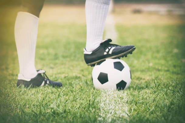 Fussball: Null Ballgefühl