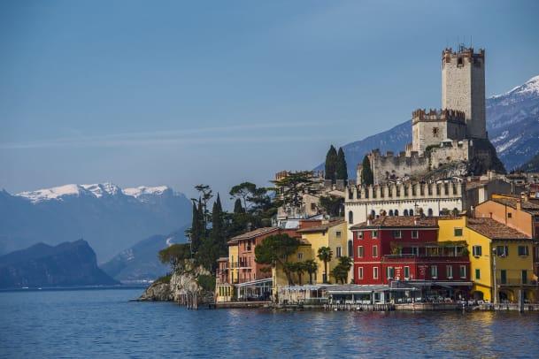 Die schönsten Orte am Gardasee