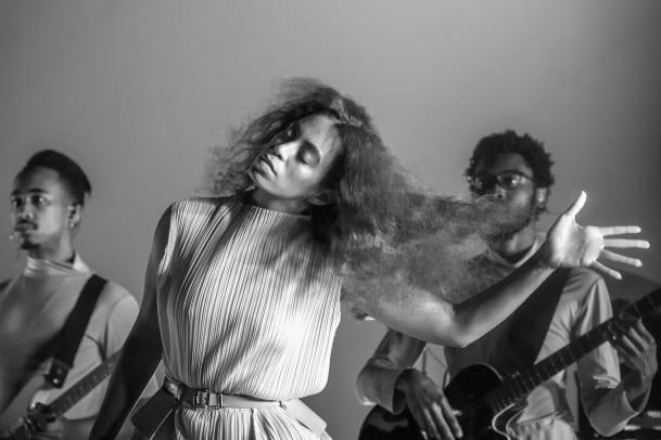 Die Popmusik kehrt zurück zu ihren afroamerikanischen Wurzeln